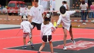 Neuchâtel: le Festival des sports en images
