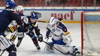 Hockey sur glace: le HCC gagne et séduit d'entrée contre Kloten