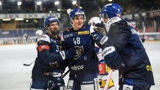 Hockey sur glace: brouillon et instable, le HCC perd un point