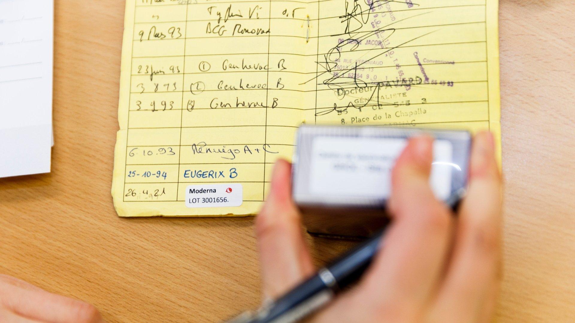 Perte de données figurant sur le site Mesvaccins.ch, priez!