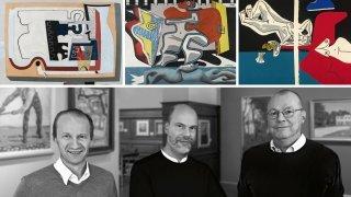 Evénement rare: deux tableaux et une tapisserie du Corbusier seront vendus aux enchères à Bâle