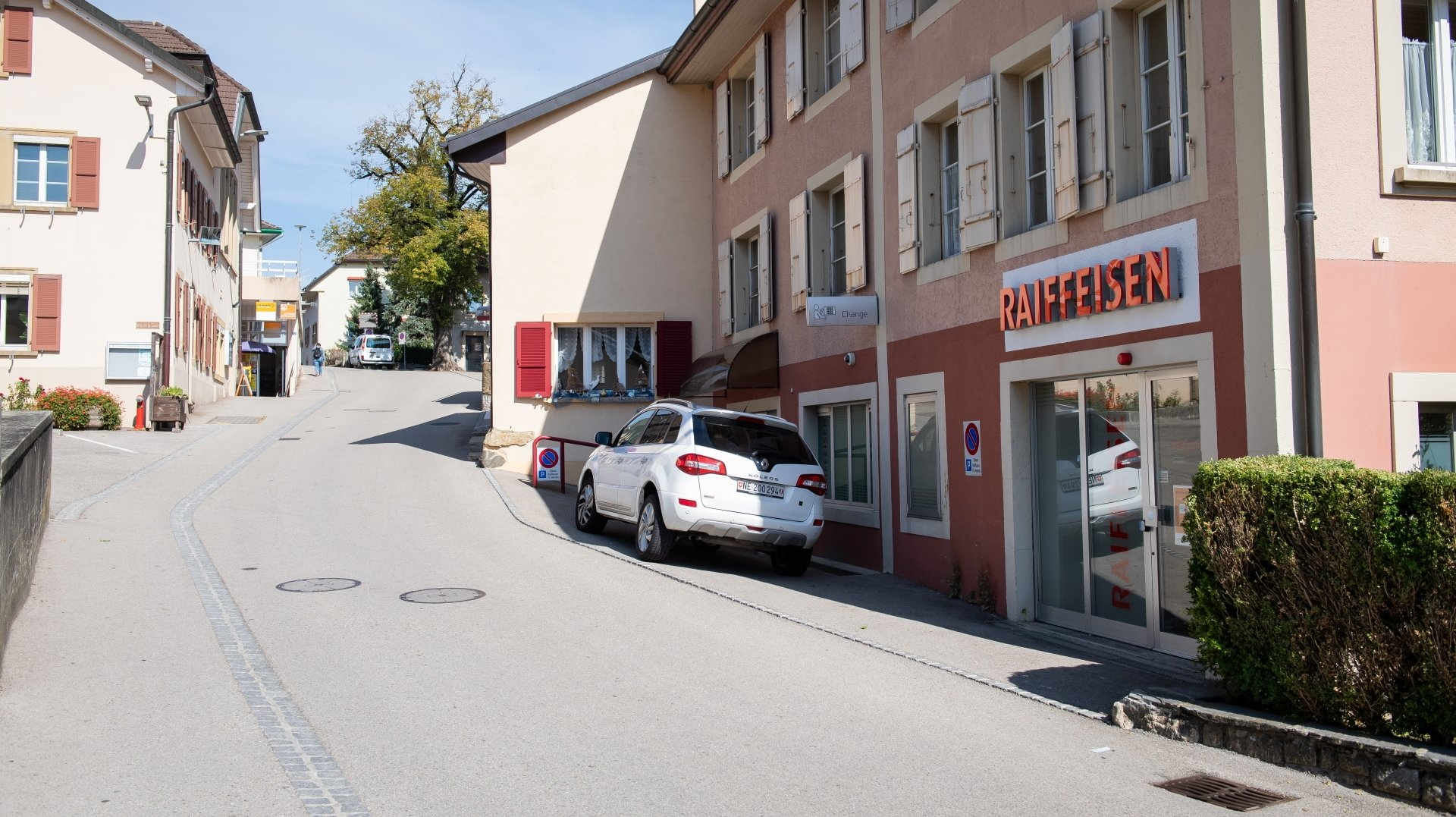 Les agences Raiffeisen de Gorgier et Bevaix vont fermer