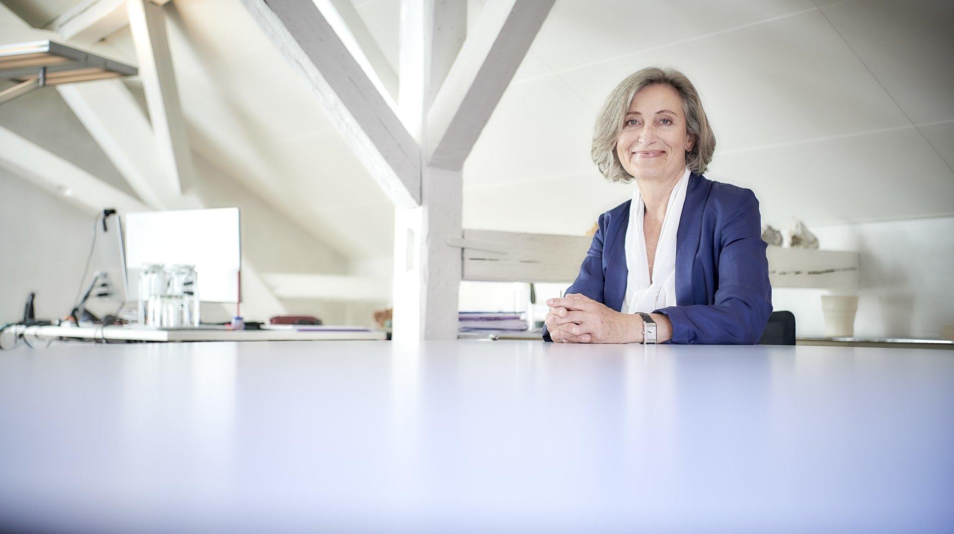 Angelika Kalt: «Je mettrais les femmes au pouvoir»