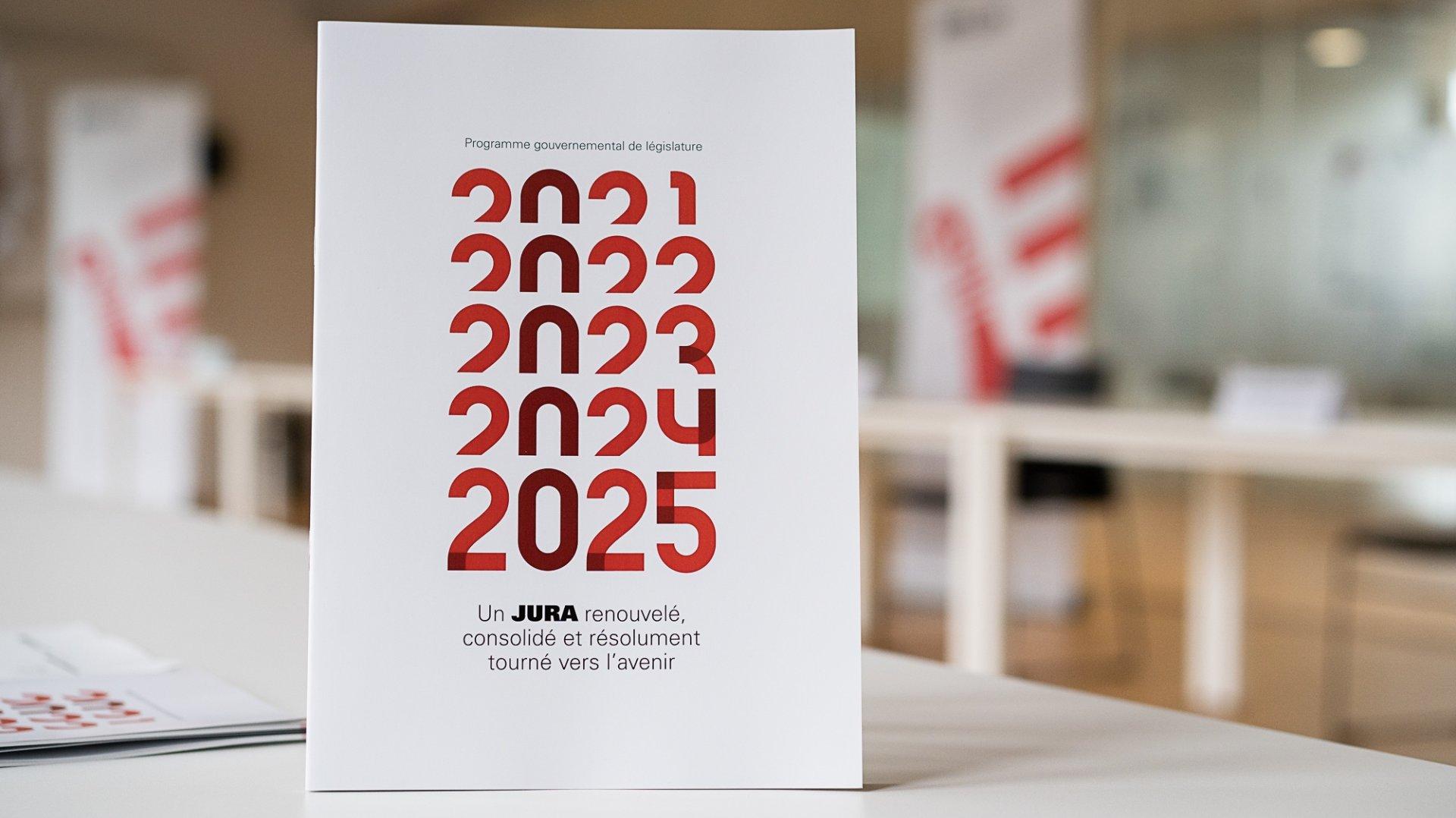 Quatre axes pour l'avenir du Jura