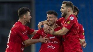 Football: Xamax essuie sa première défaite de la saison