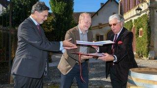 Vins suisses en Chine: Swiss Wine Promotion ouvre une nouvelle route de la soif