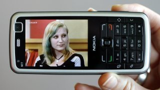 En 2007, la TV sur mobile se profile pour l'Euro 2008