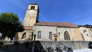 Abîmé et défraîchi, le temple de Saint-Blaise a urgemment besoin d'être rénové