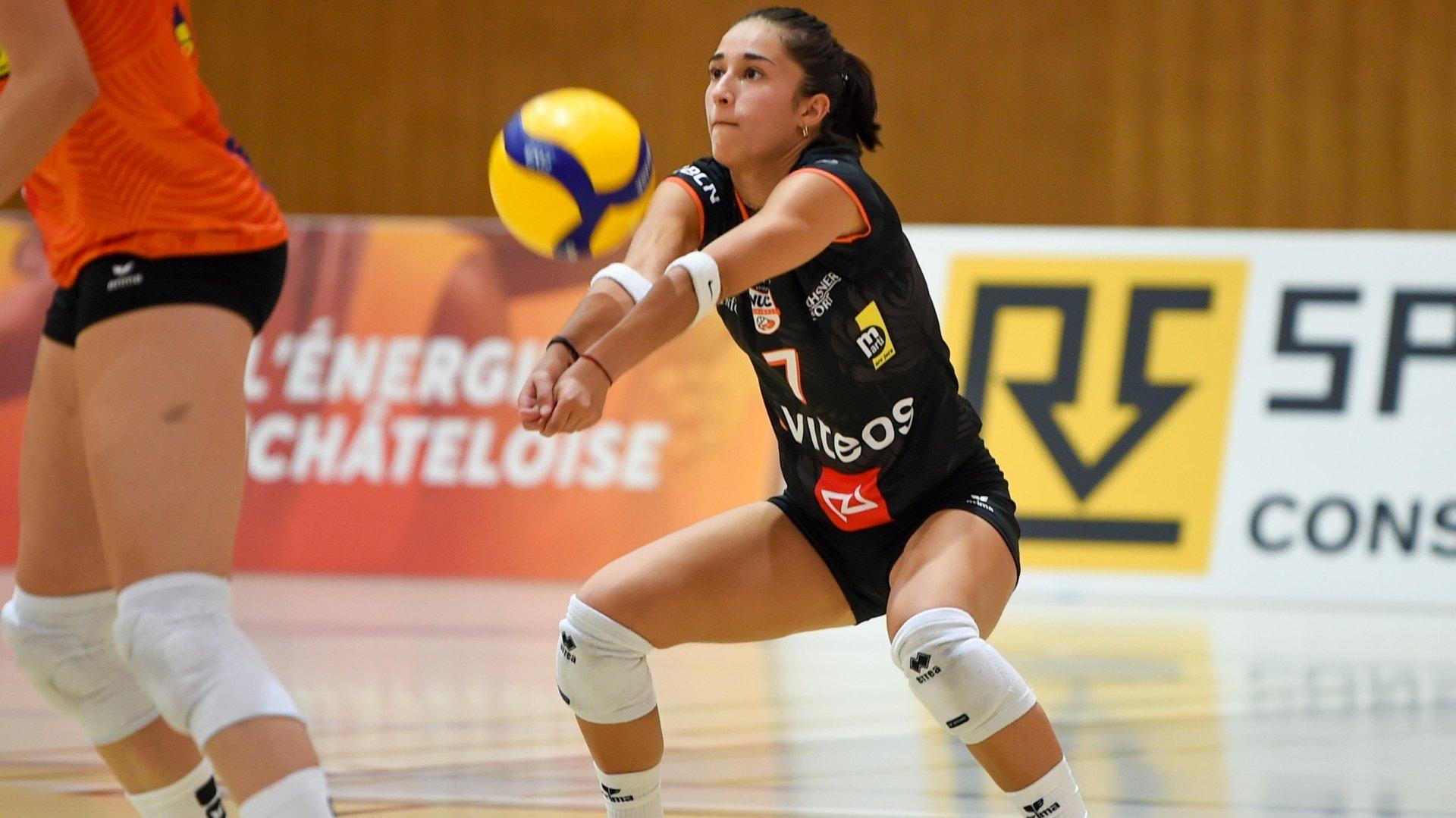 La libero Fabiana Mottis pourrait être alignée d'entrée à Zagreb.