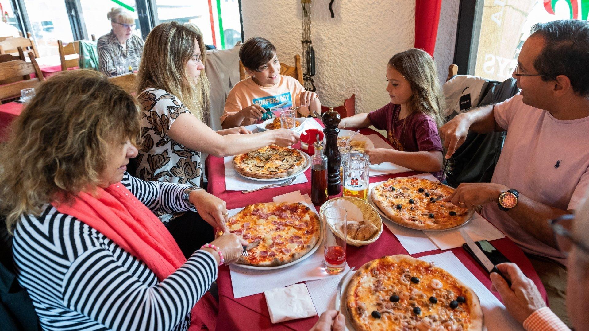 L'obligation de pass sanitaire impacte la fréquentation des restaurants neuchâtelois (image d'illustration).