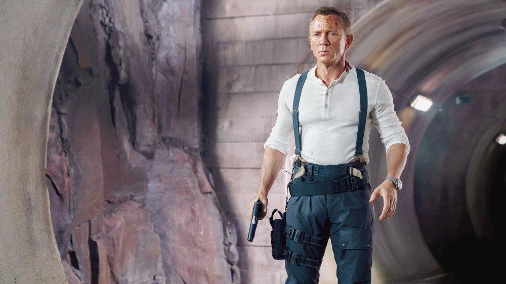Grâce à sa montre Omega, James Bond (Daniel Craig) parvient toujours à s'extirper des situations les plus inextricables, comme dans «Mourir peut attendre», depuis peu dans les salles.