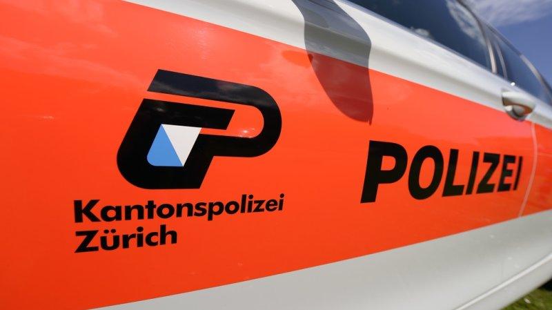 La police zurichoise a arrêté le mari de la victime.