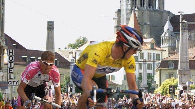 Cyclisme: le Tour de France passera à Lausanne et à Aigle en 2022