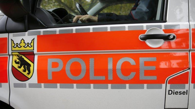 Accident de la route: un automobiliste se tue à Tavannes (BE)