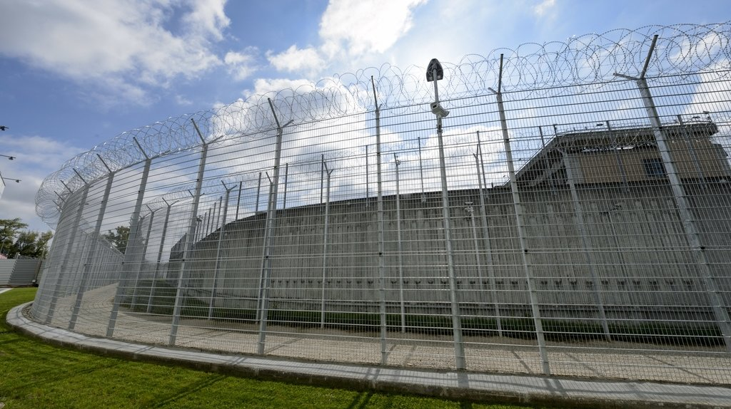 Genève: un détenu de 50 ans retrouvé mort à Champ-Dollon