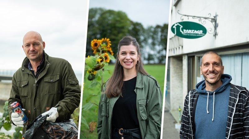 Trois Neuchâtelois, «héros ordinaires», racontent leurs actions extraordinaires
