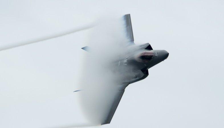 Défense: discussions à Berne sur l'acquisition de 36 avions de combat F-35