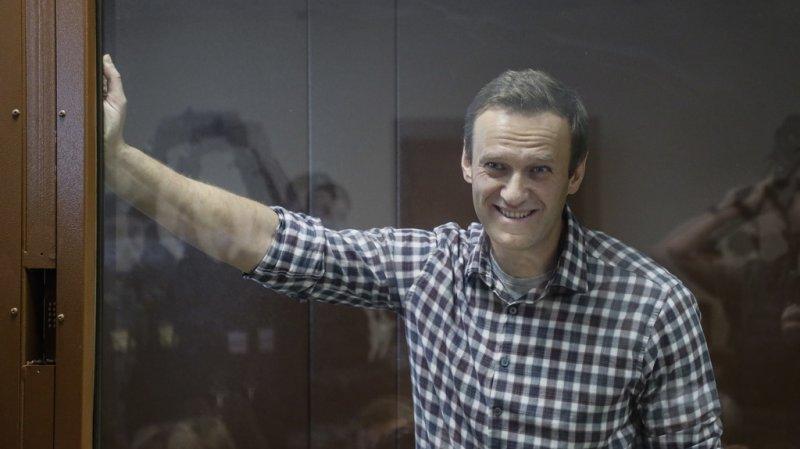 Droits humains: l'opposant russe Alexeï Navalny lauréat du prix Sakharov 2021