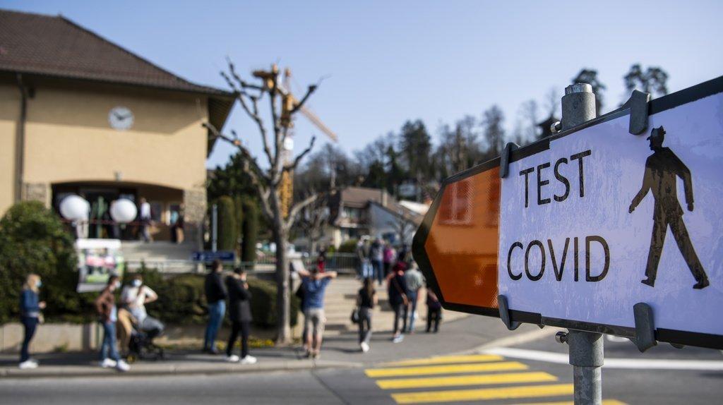 Coronavirus: la Suisse compte 1288 nouveaux cas pour 26'486 tests, 3 morts et 36 hospitalisations
