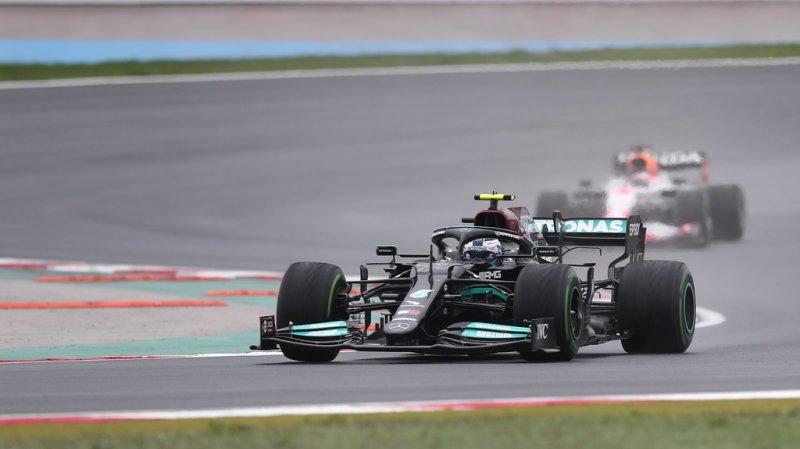 Formule 1: Valtteri Bottas remporte le GP de Turquie, Max Verstappen nouveau leader