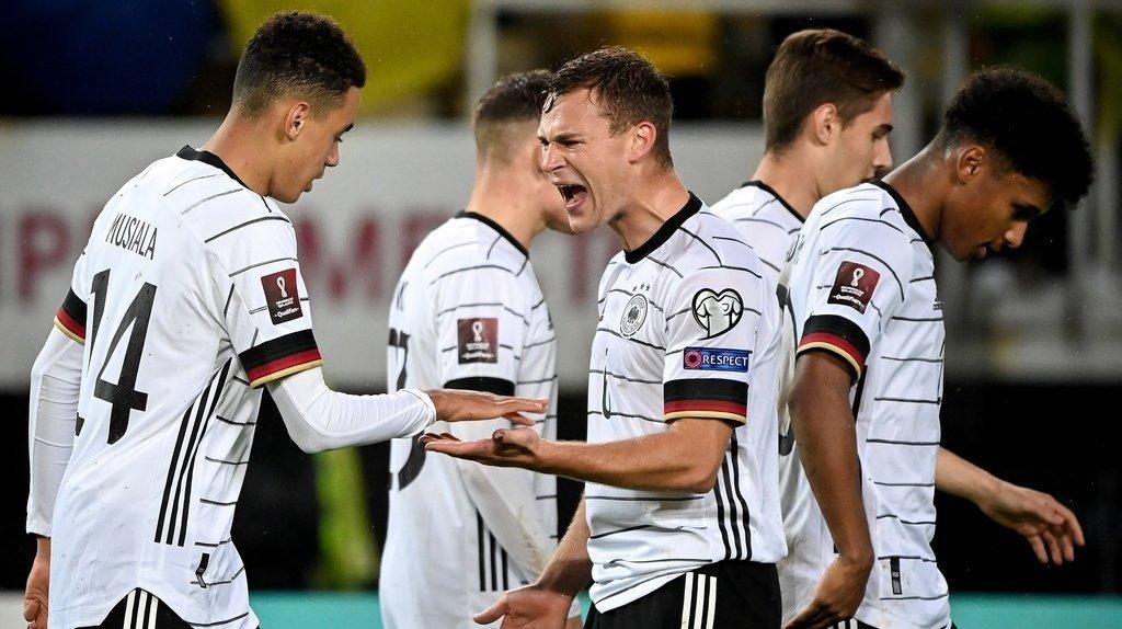 Football – Mondial 2022: l'Allemagne décroche son ticket pour le Qatar