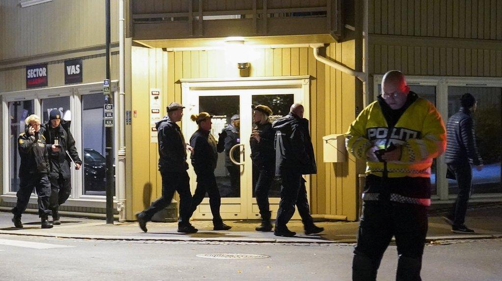 Attaque à l'arc en Norvège: un «acte terroriste», selon les services de sécurité