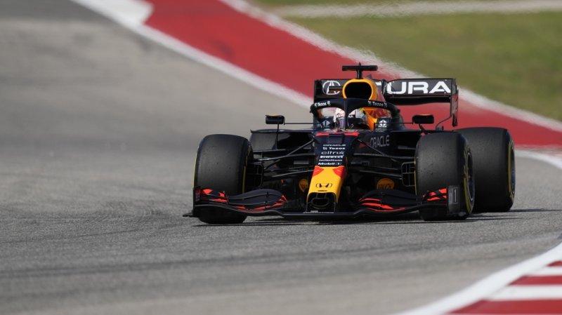 Formule 1 - Grand Prix des Etats-Unis: Verstappen l'emporte de peu devant Hamilton