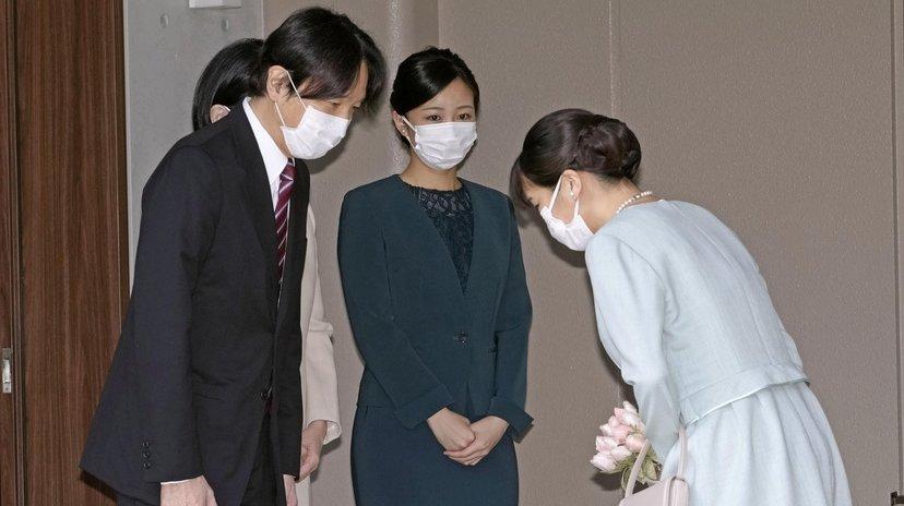 Japon: la princesse Mako s'est mariée après une longue controverse