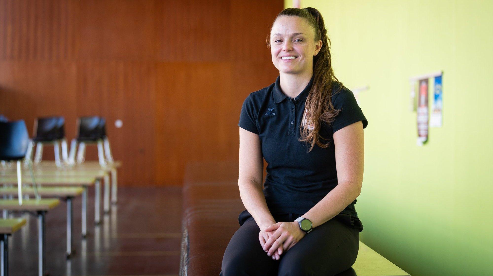 NUC: «Le plus dur reste à faire», estime Lauren Bertolacci avant de recevoir Mladost Zagreb