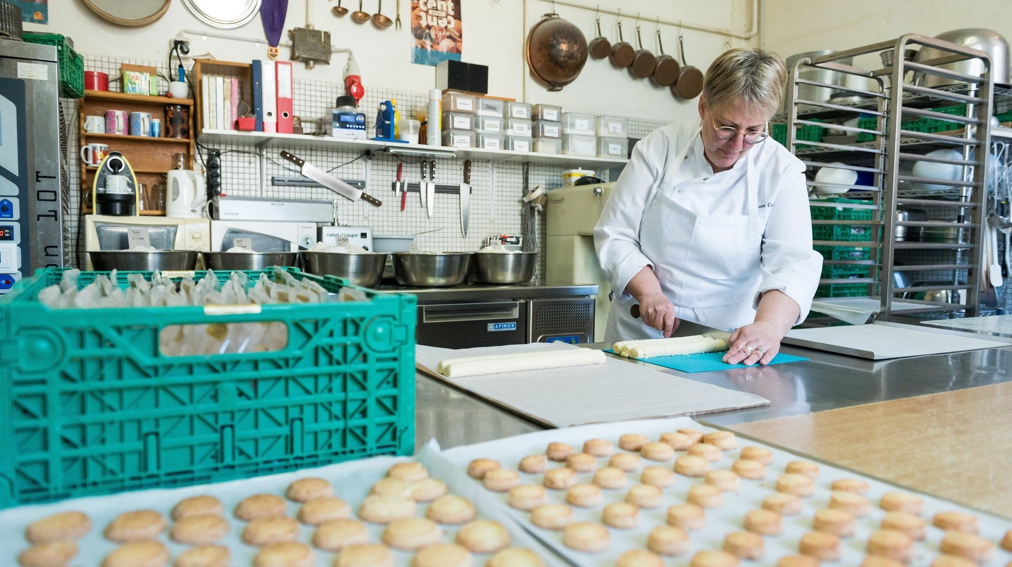 Trois mille sachets de biscuits pour dire merci aux proches aidants neuchâtelois