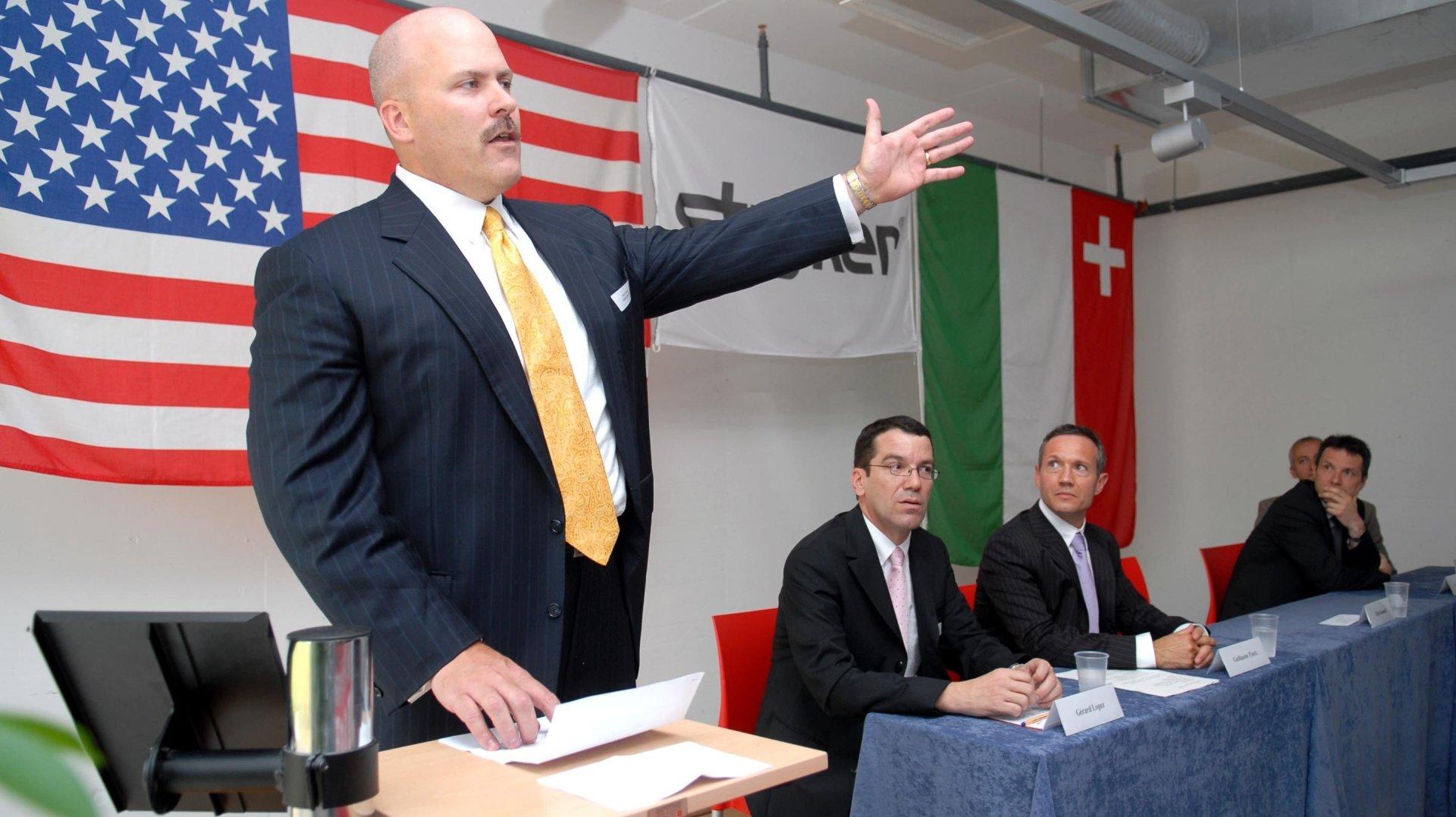 La Chaux-de-Fonds: Stryker veut fermer en 2023, 100 à 140 emplois seraient supprimés