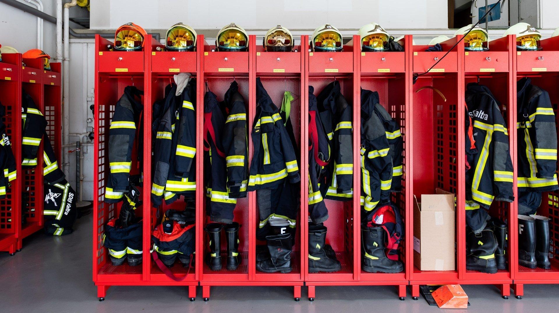 Diverses demandes arrivent ces derniers jours auprès de certaines entreprises neuchâteloises concernant la réalisation de calendrier 2022 des pompiers.