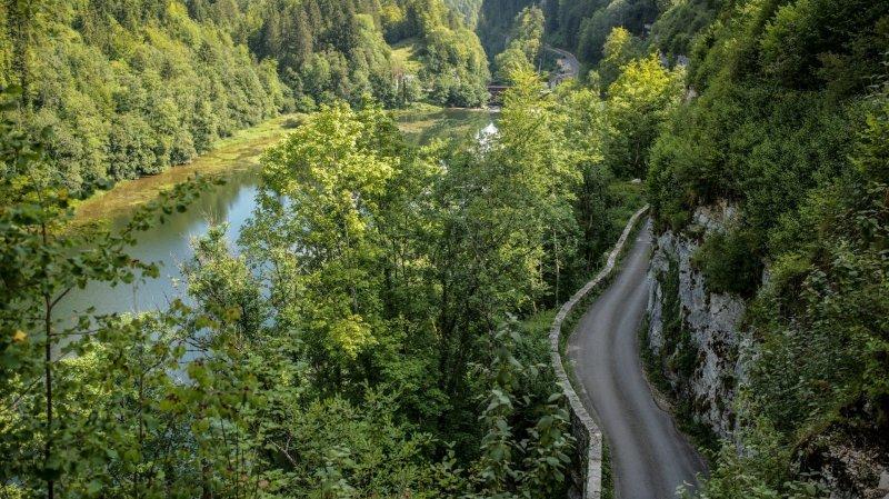 La route de la Goule fermée durant deux jours
