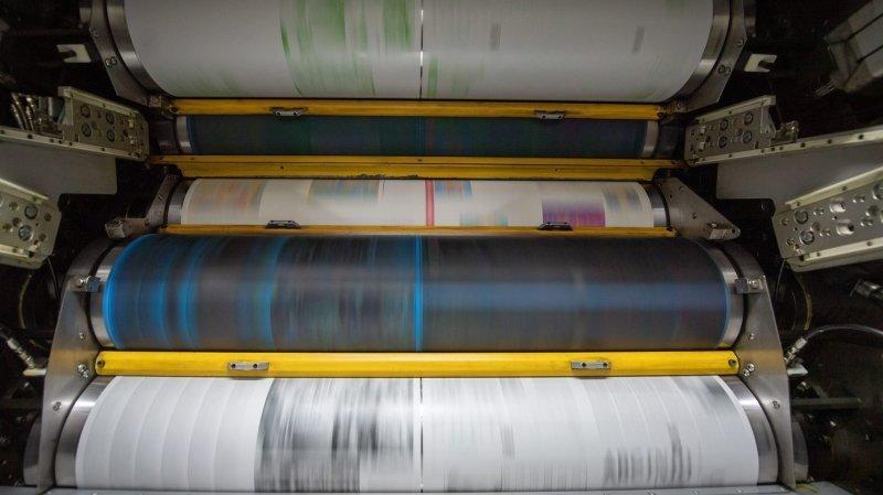 Pourquoi les journaux suisses sont touchés par la pénurie mondiale de papier