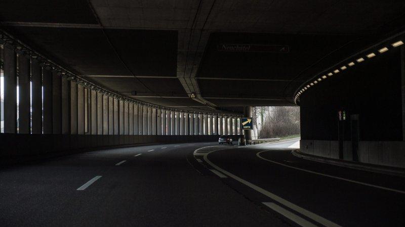 Neuchâtel et Cornaux: des fermetures à venir sur l'A5