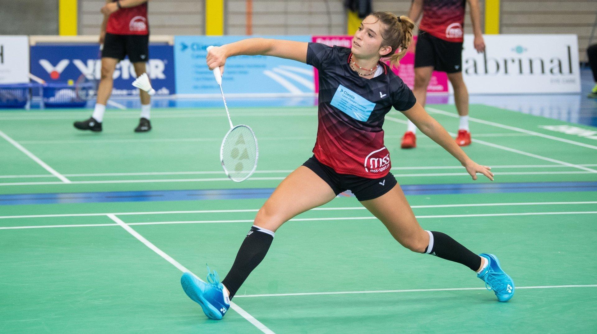 Badminton: Lucie Amiguet remporte un tournoi en Allemagne