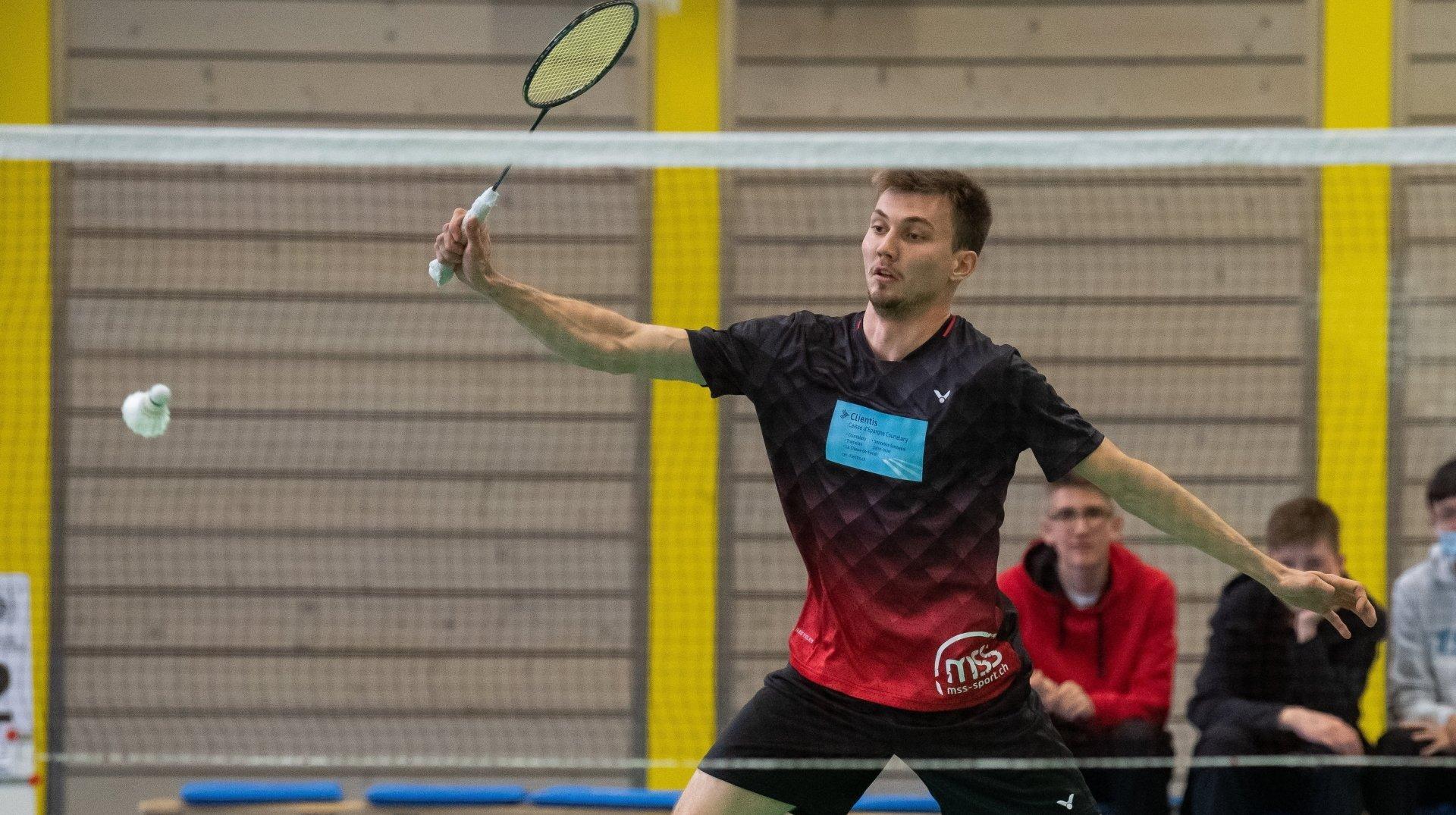 Badminton: rude week-end pour le BC La Chaux-de-Fonds