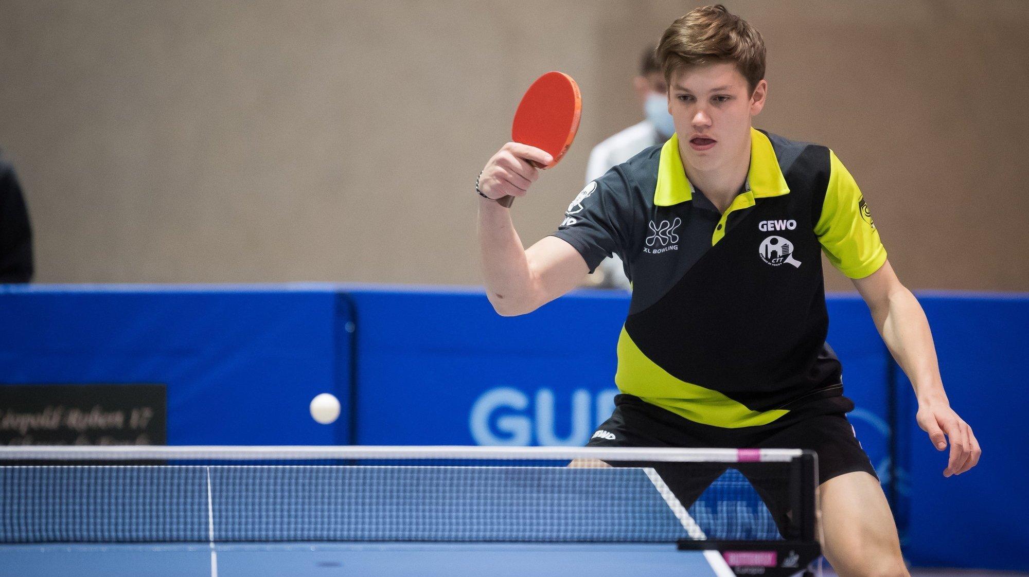 Tennis de table: l'heure est à la confirmation pour le CTT La Chaux-de-Fonds