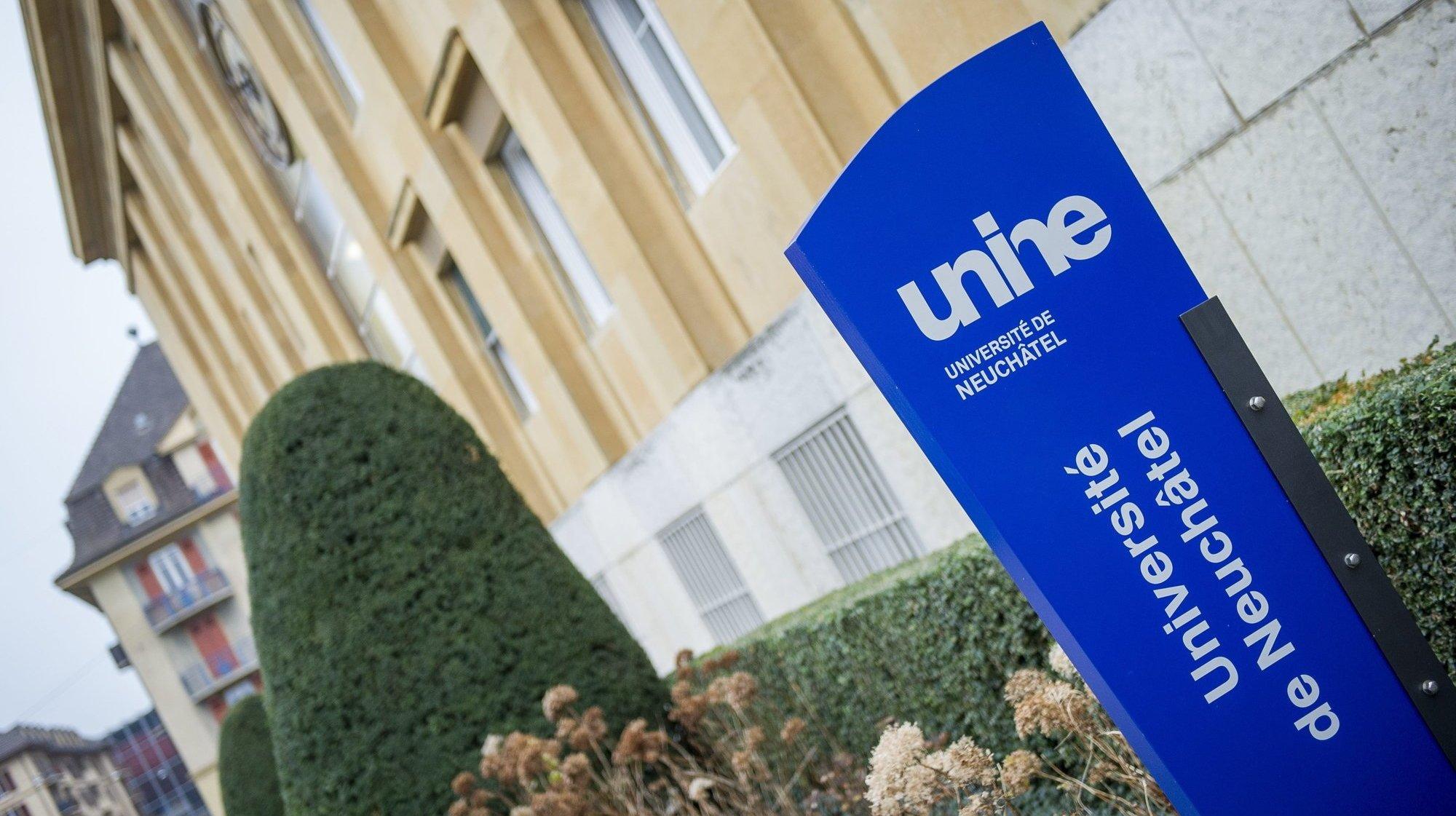 Un feu vert crucial pour l'Université de Neuchâtel