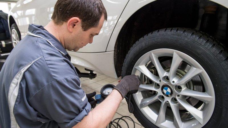 Obligations, assurance, accidents, pénurie: ce qu'il faut savoir avant de passer aux pneus d'hiver