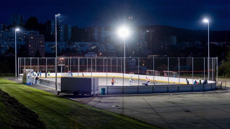 Street-hockey: une insulte raciste arrête un match du SHC La Chaux-de-Fonds