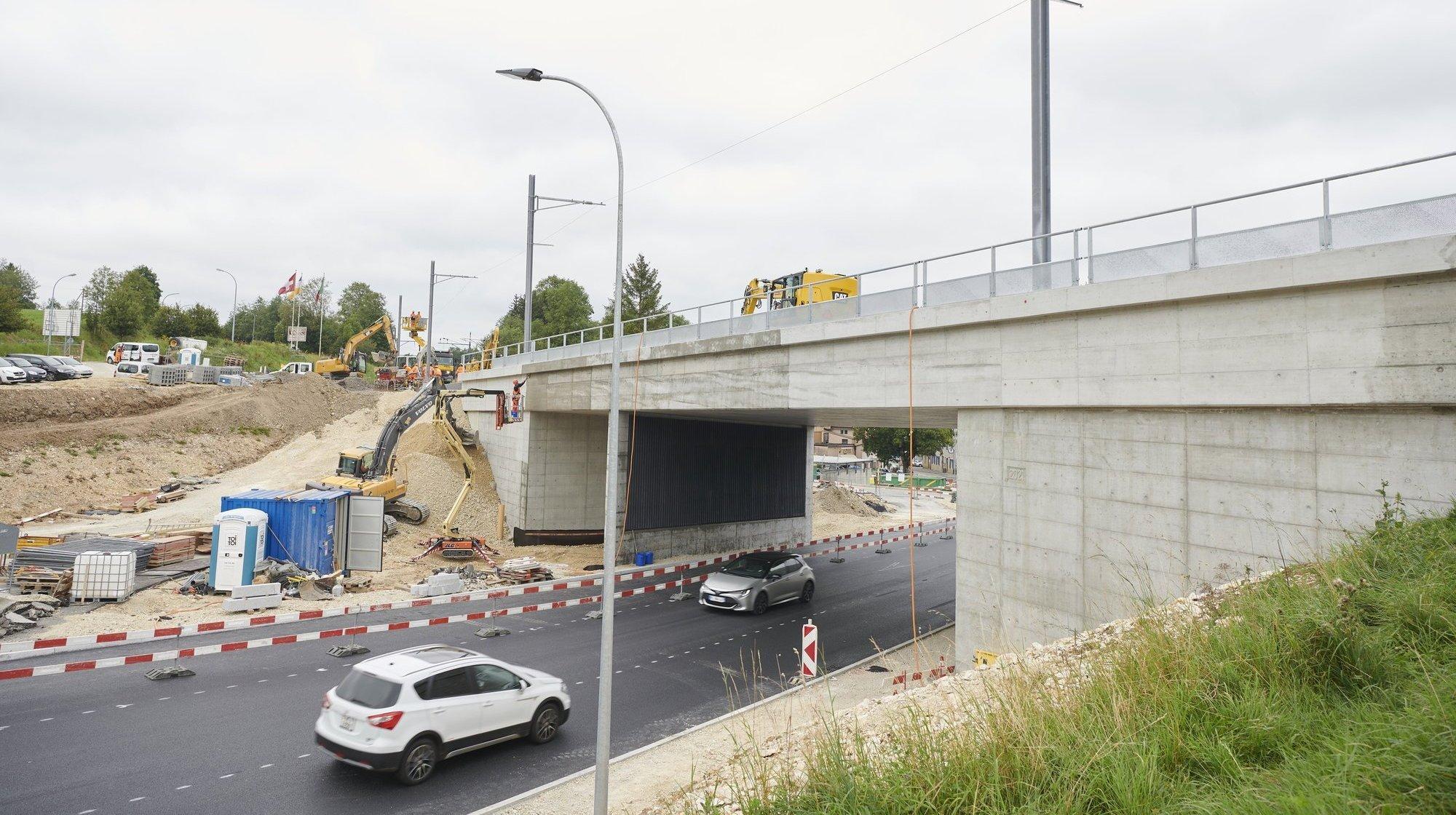 Canton de Neuchâtel: le large soutien des autorités à la H18 à La Chaux-de-Fonds