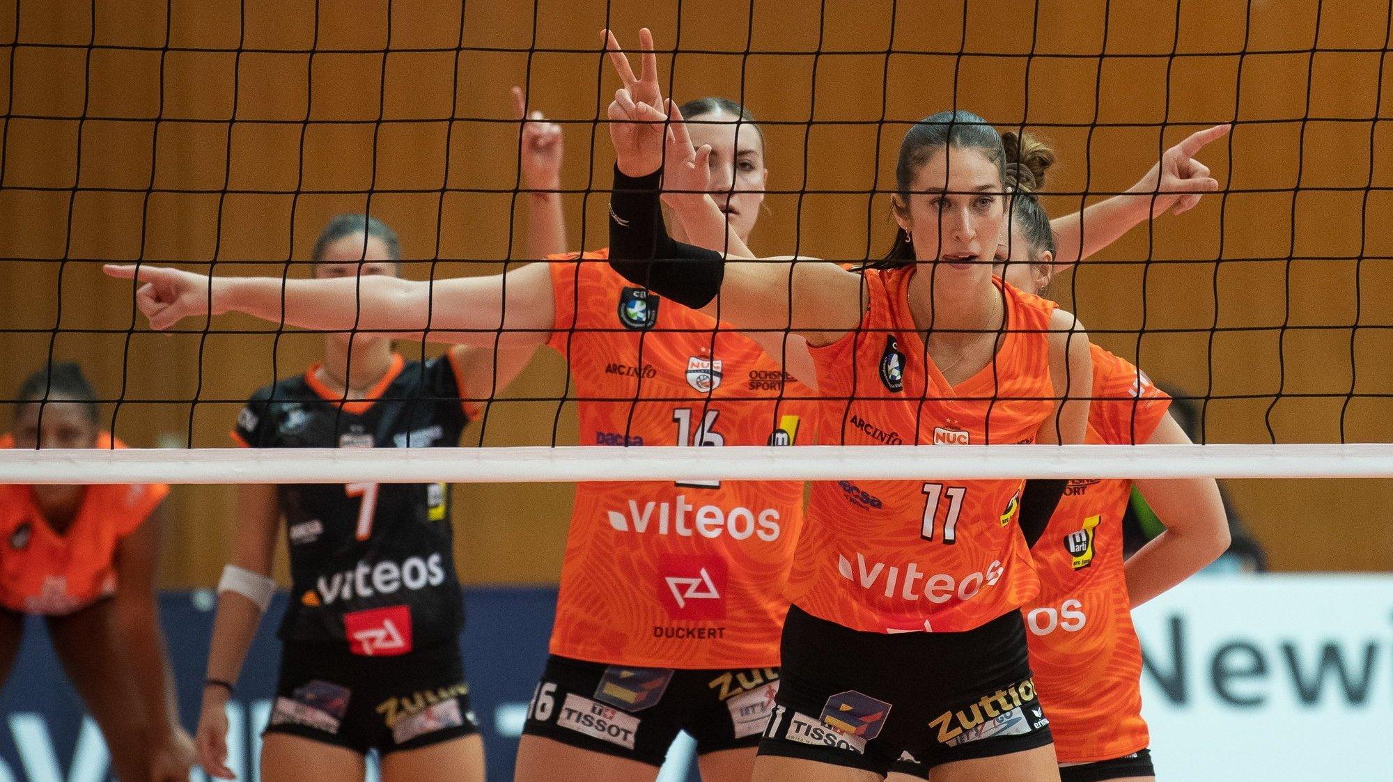 Victoire du NUC contre Lugano, Valtra perd contre Kanti Schaffhouse