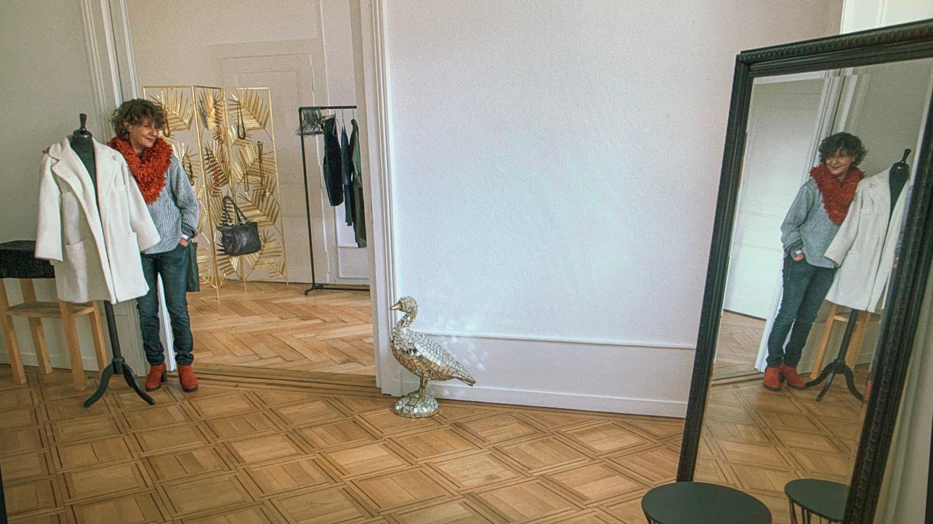 Emmanuelle Pipoz Brossard accueillera une bijoutière, une styliste ou encore un graphiste au 3e étage de la rue de la Balance 10.