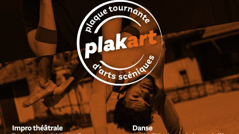 Soirée PLAKART - Théâtre d'improvisation et Danse