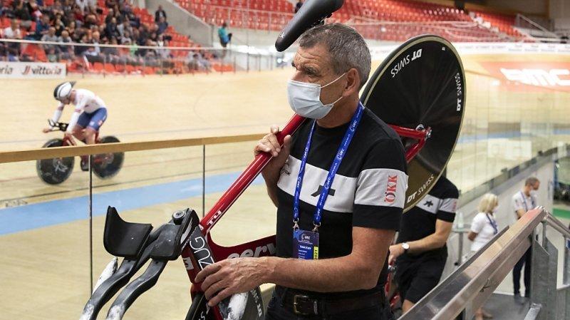Daniel Gisiger primé aux Swiss Olympic Coach Awards