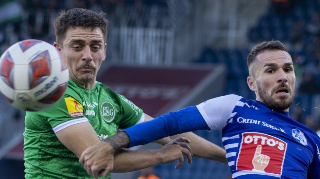 Football: Lucerne bat Saint-Gall et abandonne la dernière place