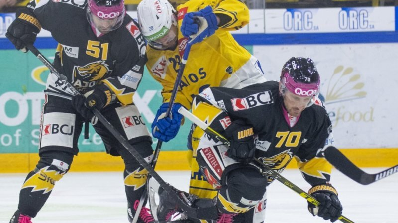 Zoug a finalement battu 3-2 aux tirs au but Rapperswil-Jona.