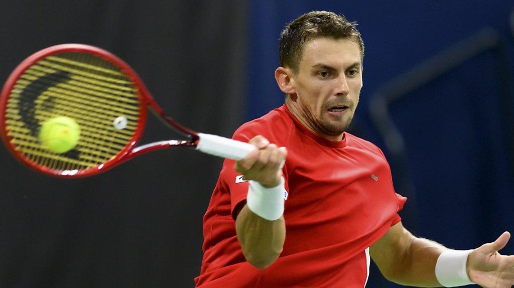 Laaksonen va faire son retour dans le top 100 du classement ATP.