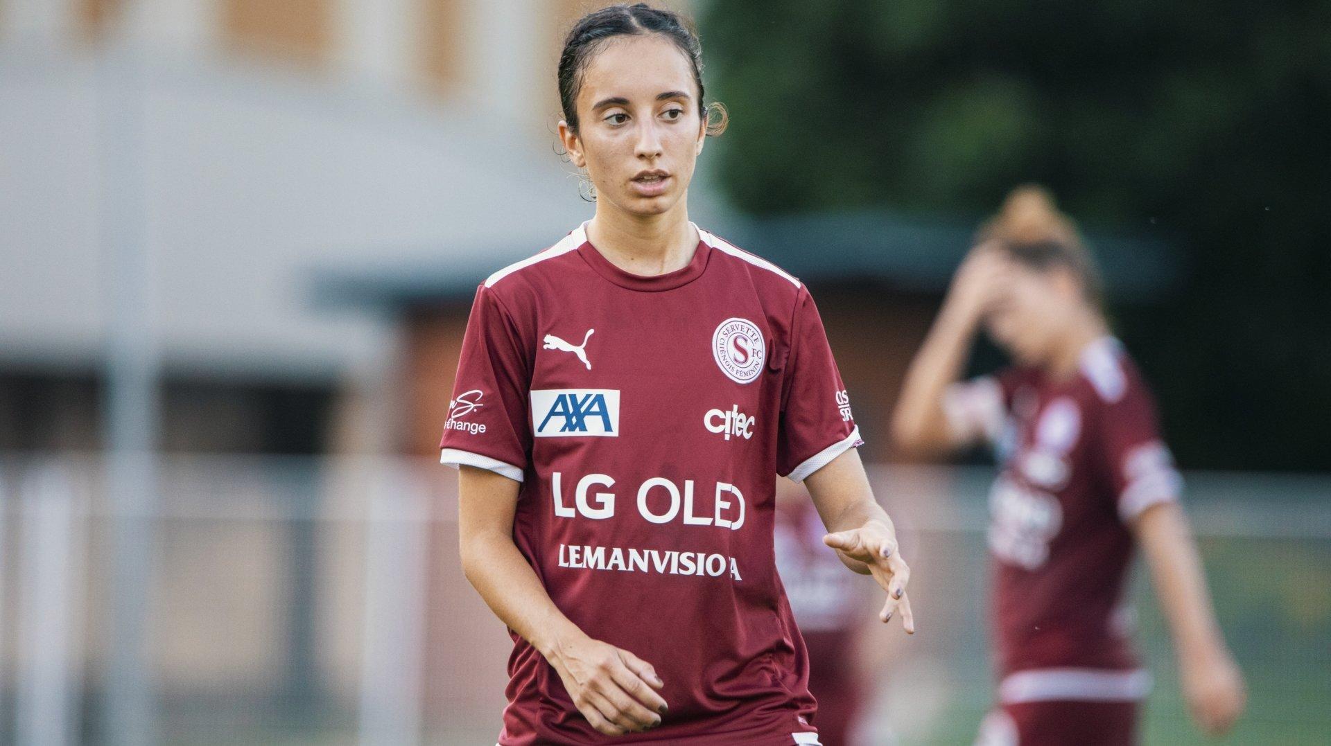 «J'ai réalisé mon rêve», lance Ilona Guede Redondo après son premier match de Ligue des champions